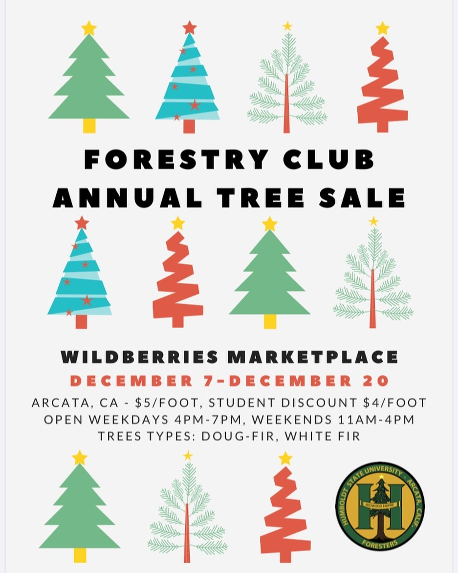 Tree Sale Flyer